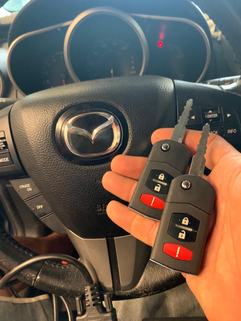 Advanced Lock And Key - Coding Mazda key (1)