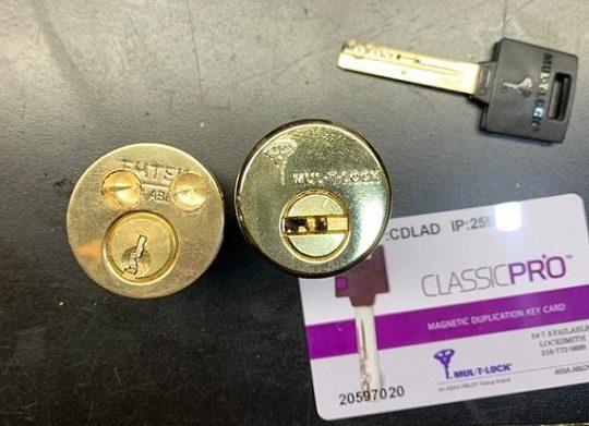 Advanced Lock And Key - Equipment 8.1