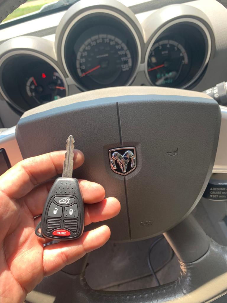 Advanced Lock And Key - coding Dodge key (1)