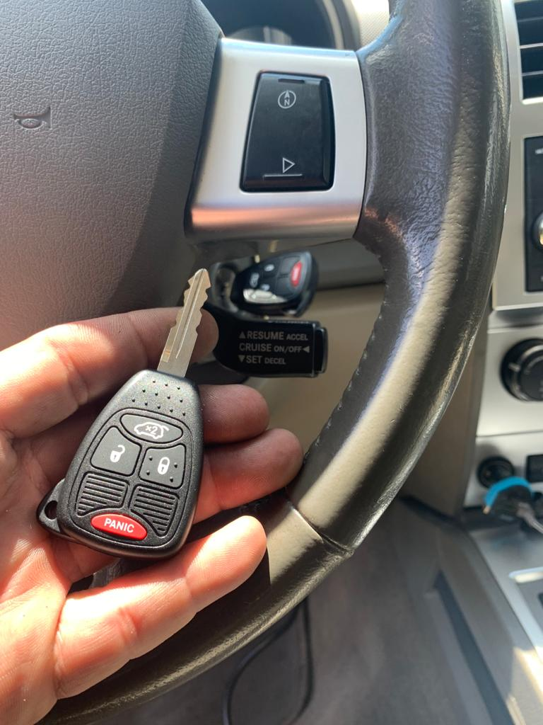 Advanced Lock And Key 11-20.6 Car Key